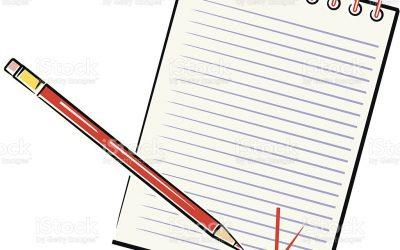 Estimulação cognitiva: treino da escrita