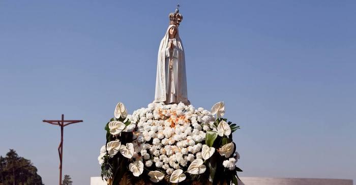 Visualização das celebrações do 13 de Outubro no Santuário de Fátima