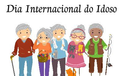 Lanche surpresa no dia internacional dos idosos